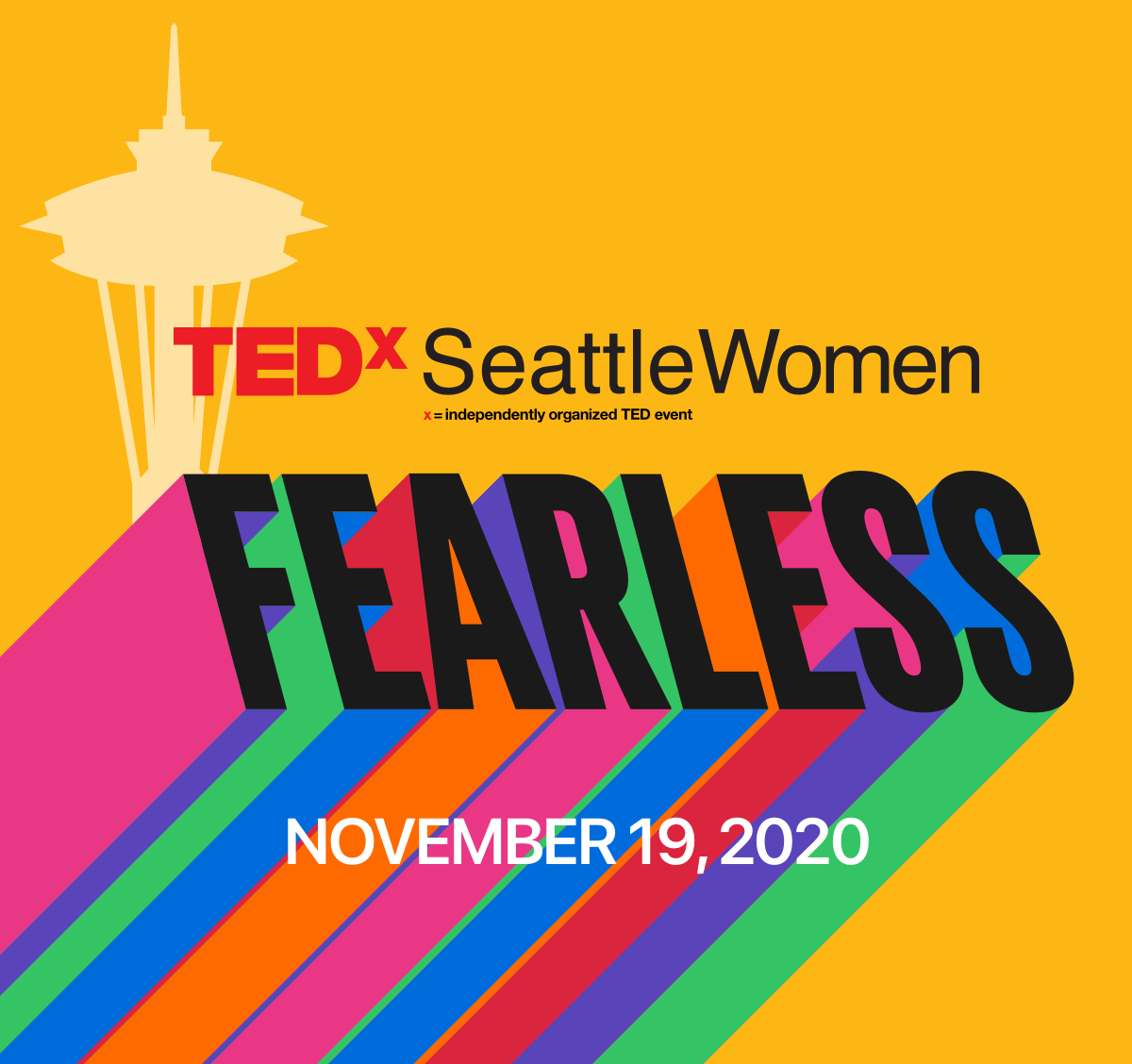 Watch TEDx Seattle Women: Fearless featuring Kathleen Macferran – recorded 11/19/2020